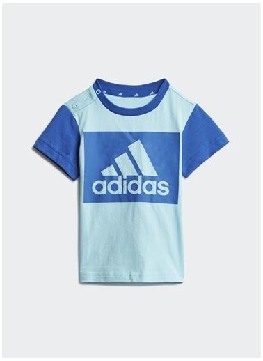 adidas adidas Şort Takım Mavi